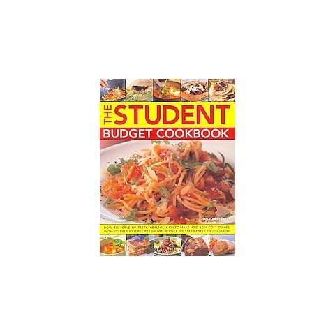 The Student Budget Cookbook (Paperback)