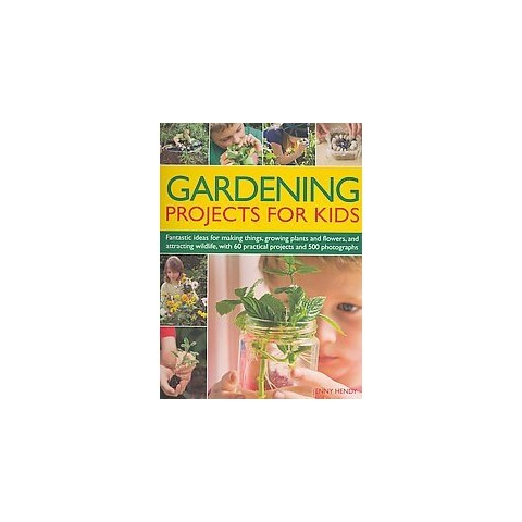 Gardening Projects for Kids (Original) (Paperback)