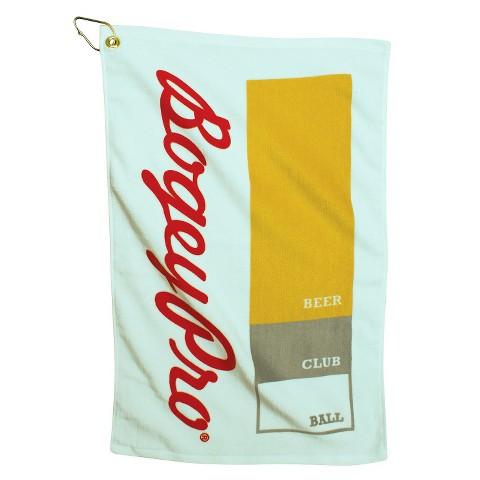 BogeyPro Golf Priortiy Towel