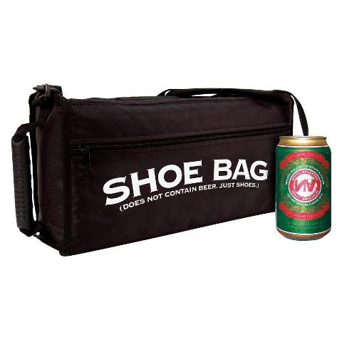 BogeyPro Shoe Bag Covert Cooler - Black