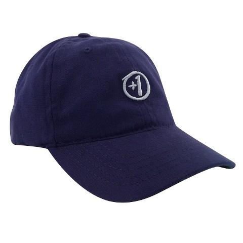 BogeyPro Golf Hat - Navy (+1)