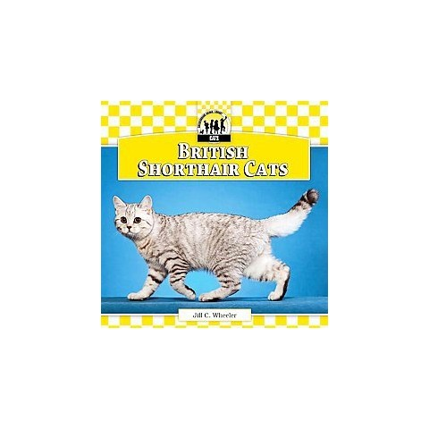 British Shorthair Cats (Hardcover)