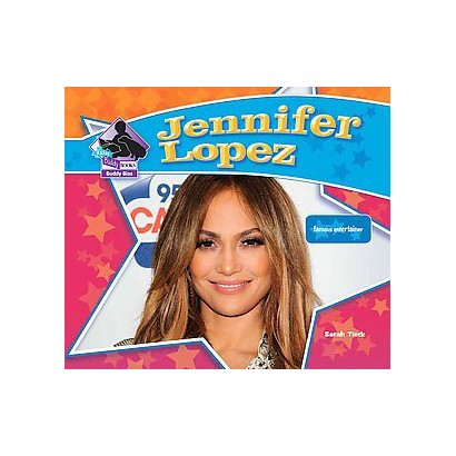 Jennifer Lopez (Hardcover)