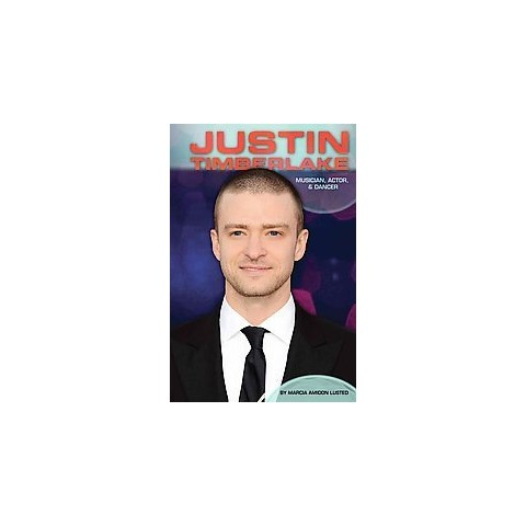 Justin Timberlake ( Contemporary Lives) (Hardcover)