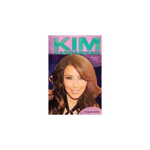 Kim Kardashian ( Contemporary Lives) (Hardcover)