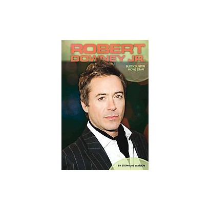 Robert Downey Jr. (Hardcover)