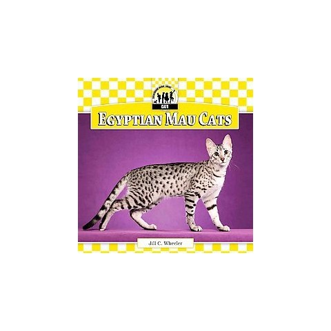 Egyptian Mau Cats (Hardcover)