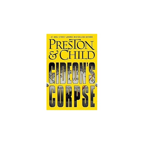 Gideon's Corpse (Hardcover)