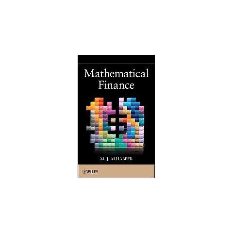 Mathematical Finance (Hardcover)