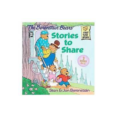 The Berenstain Bears' Stories to Share (Paperback)