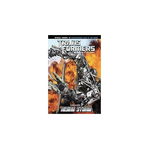 Transformers: Dark of the Moon 3 (Hardcover)