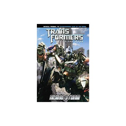 Transformers: Dark of the Moon 4 (Hardcover)