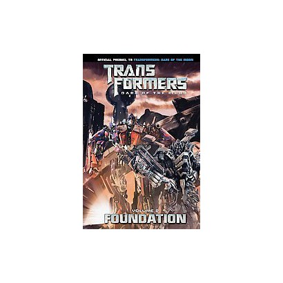 Transformers: Dark of the Moon 2 (Hardcover)