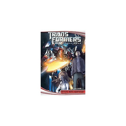 Transformers: Dark of the Moon 1 (Hardcover)
