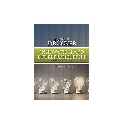 Innovation and Entrepreneurship (Unabridged) (Compact Disc)