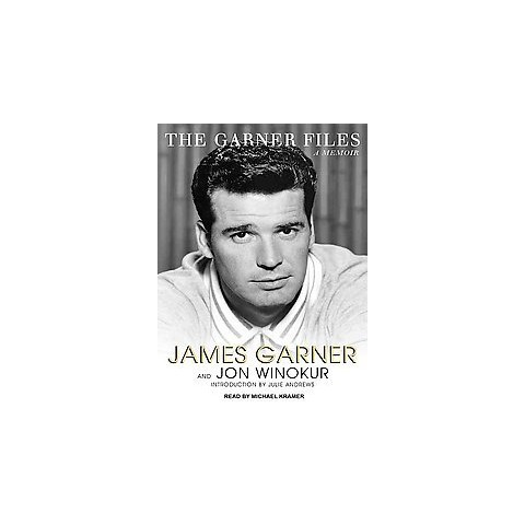 The Garner Files (Unabridged) (Compact Disc)