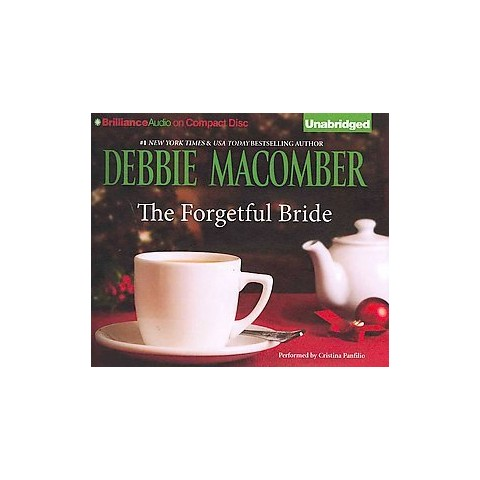 The Forgetful Bride (Unabridged) (Compact Disc)