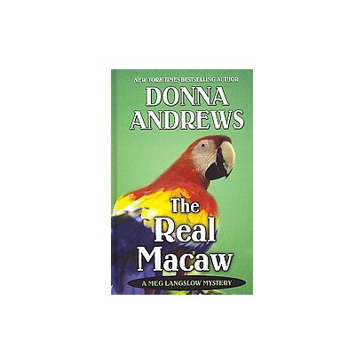 The Real Macaw (Large Print) (Hardcover)