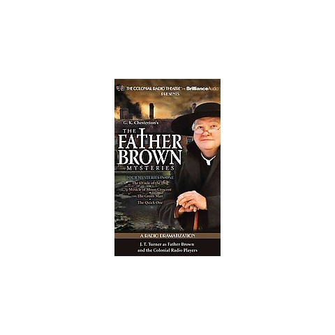 The Father Brown Mysteries (Unabridged) (Compact Disc)