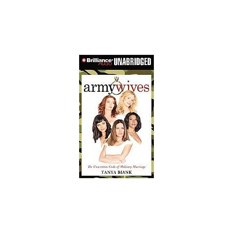 Army Wives (Unabridged) (Compact Disc)