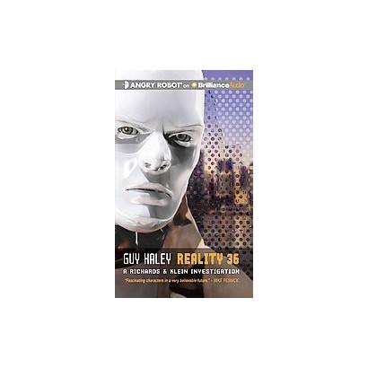 Reality 36 (Unabridged) (Compact Disc)