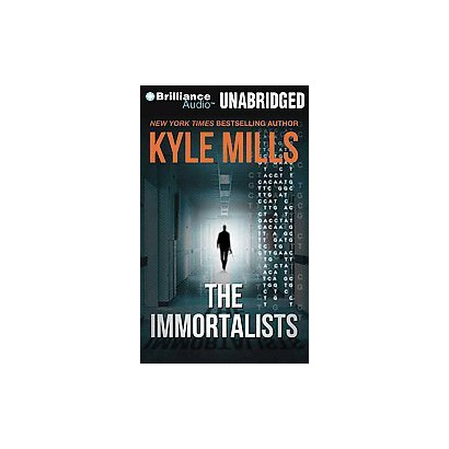 The Immortalists (Unabridged) (Compact Disc)