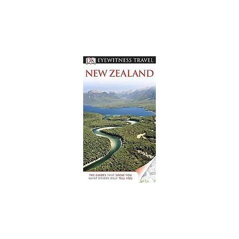 Eyewitness Travel New Zealand (Revised) (Paperback)