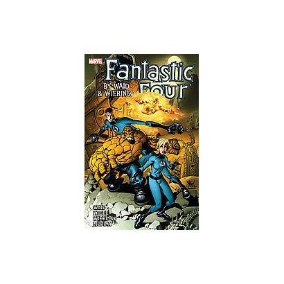 Fantastic Four Ultimate Collection 4 (Paperback)