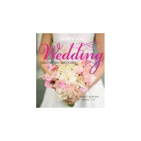Southern Living Wedding Planner and Keepsake (Hardcover)