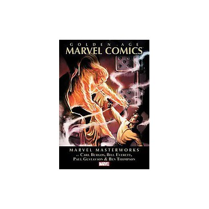 Marvel Masterworks: Golden Age Marvel Comics 1 (Paperback)