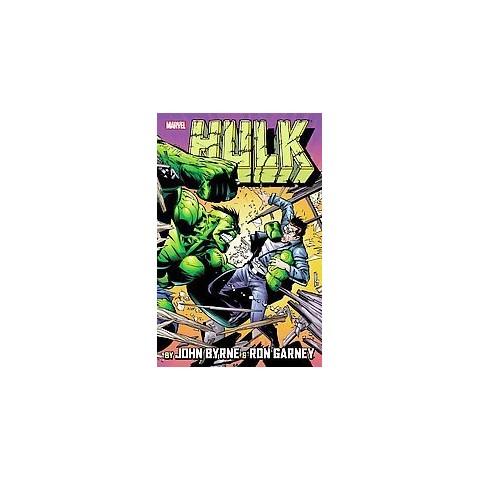 Hulk by John Byrne & Ron Garney (Paperback)