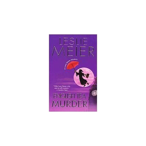 English Tea Murder (Reprint) (Paperback)