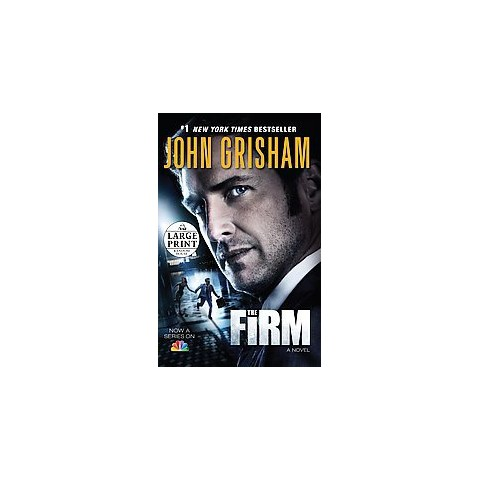 The Firm (Large Print) (Paperback)