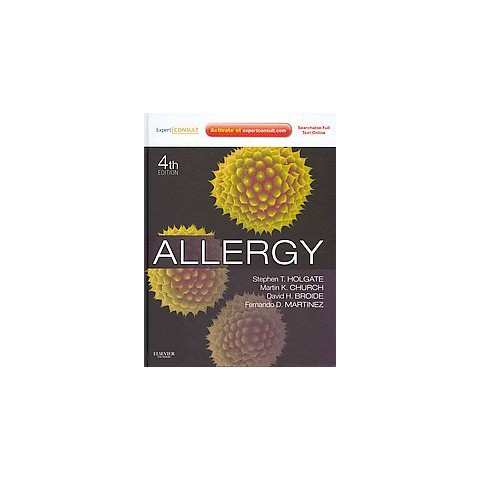 Allergy (Mixed media product)