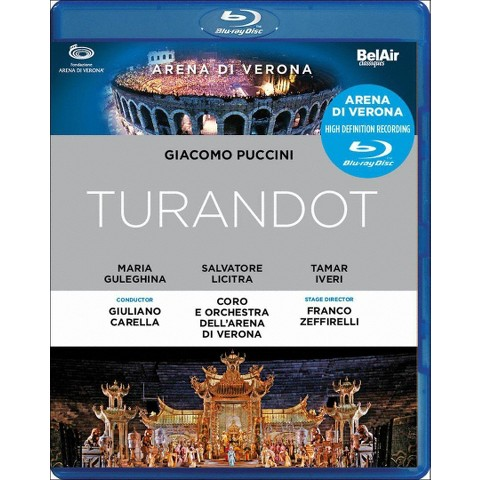Turandot (Blu-ray) (Widescreen)