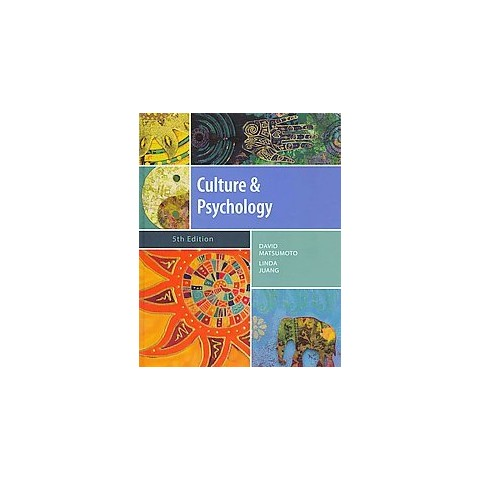 Culture and Psychology (Hardcover)