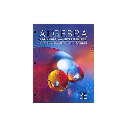 Algebra (Book)