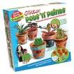 Small World Toys Glitter Pots 'N' Paints