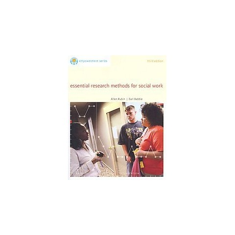 Essential Research Methods for Social Work (Paperback)