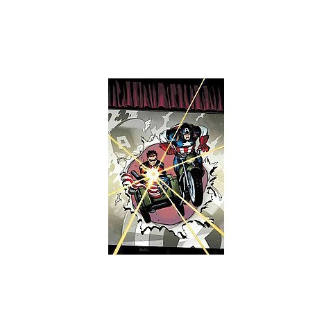 Captain America and Bucky (Hardcover)
