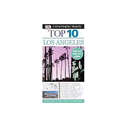 Eyewitness Travel Top 10 Los Angeles (Reissue) (Mixed media product)