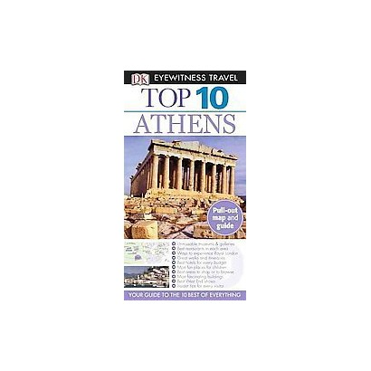 Eyewitness Travel Top 10 Athens (Revised) (Mixed media product)