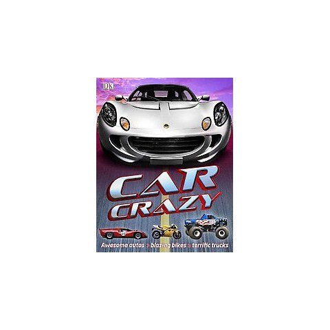 Car Crazy (Hardcover)