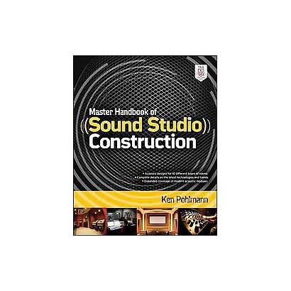 Handbook of Sound Studio Construction (Paperback)