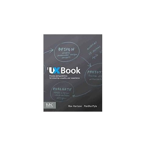 The UX Book (Hardcover)