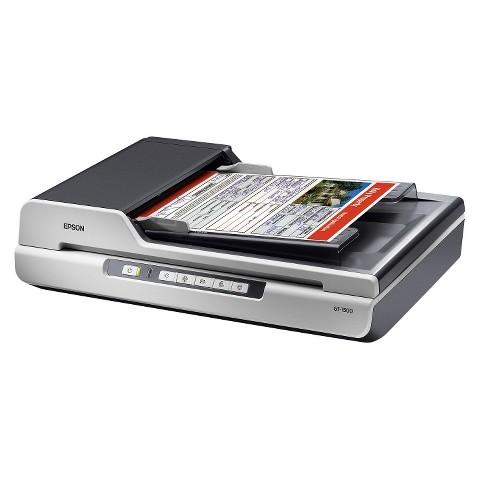 Epson GT-1500 Document Imaging Scanner - Gray (B11B190011)