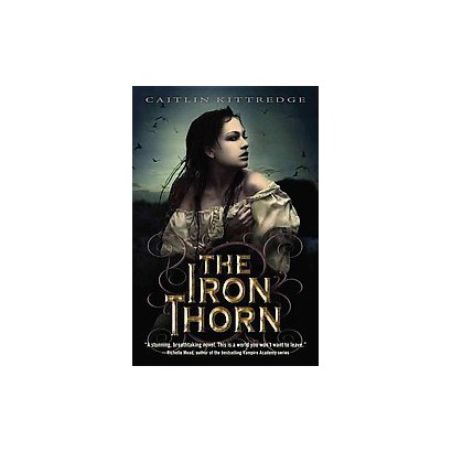 The Iron Thorn (Reprint) (Paperback)