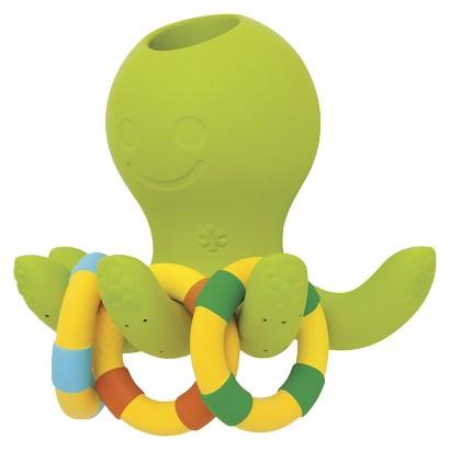 Skip Hop Octopus Ring Toss Fountain Bath Toy