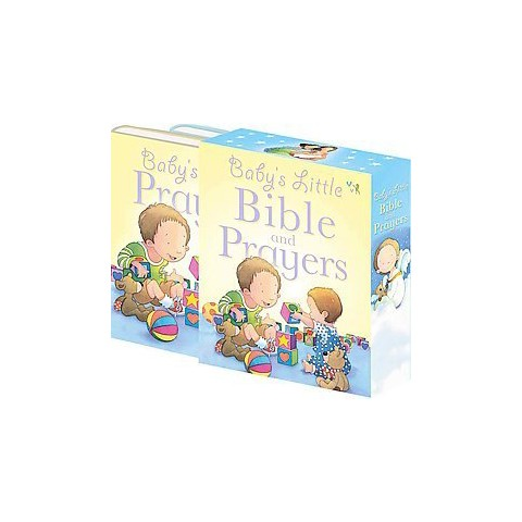 Baby's Little Bible and Prayers (Hardcover)