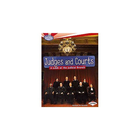 Judges and Courts (Hardcover)